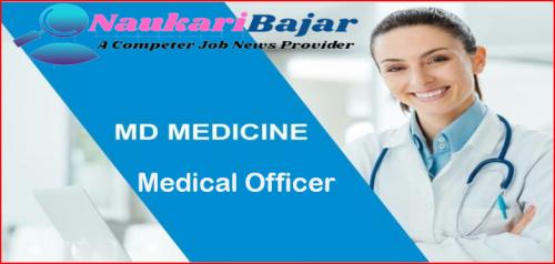 CMHO Korba Medical Officer Recruitment 2021